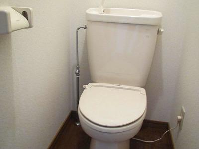 弘前 アパート 富田2丁目 トイレ