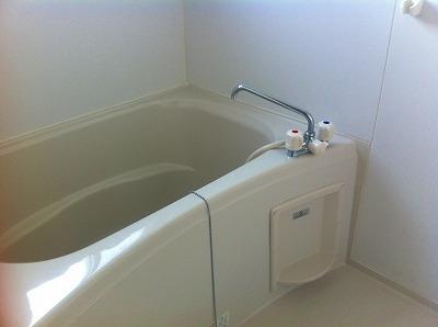 弘前 アパート 中野4 伽俚伽浴室