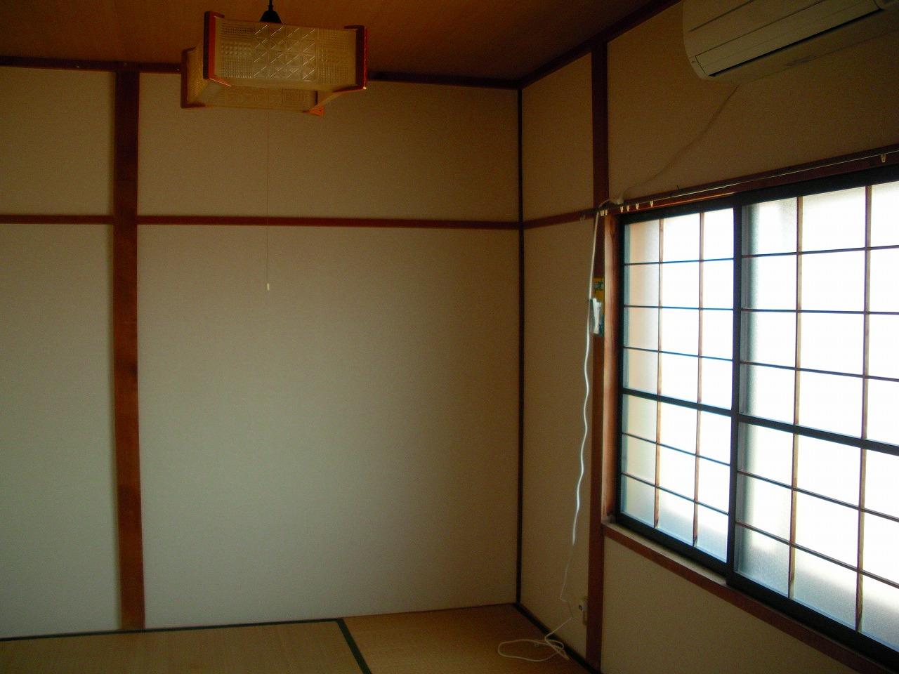 弘前 アパート 樹木1