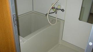 弘前 アパート 南城西 ,浴室