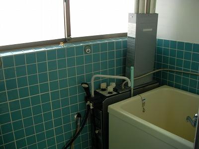 弘前 アパート 樹木1 浴室