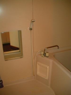 弘前 アパート 末広4丁目 浴室
