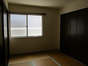 弘前市 アパート 住吉町 和室