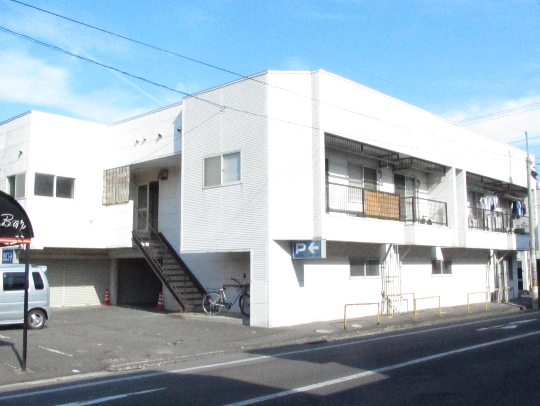 弘前 アパート 品川町41-1 外観