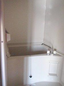 弘前 アパート 品川町41-1 ロイヤルマンション205号バスルーム