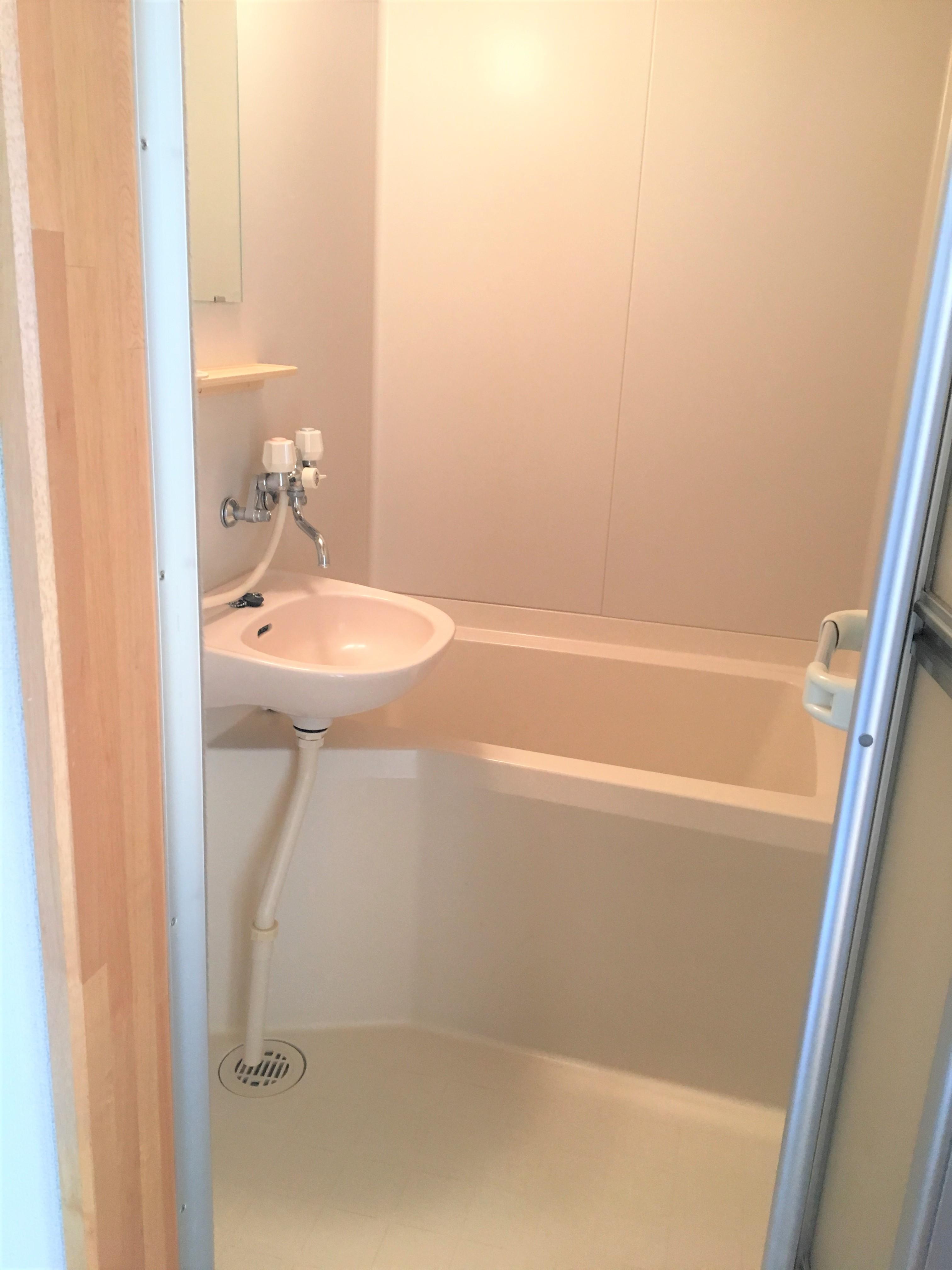 タロウハイツⅤ浴室