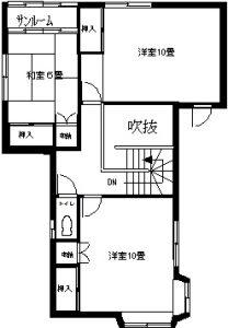 弘前 中古住宅 福田2