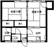 弘前 アパート 小林アパート