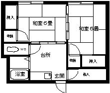 弘前 賃貸 新寺町26-11