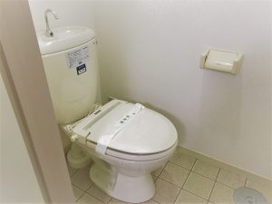 弘前市 アパート 富田1丁目 トイレ