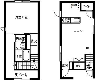 弘前 新築アパート 富田1 丁目