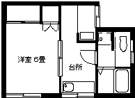 弘前 アパート 城東1丁目