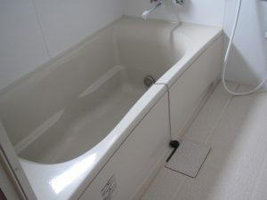 弘前 アパート 堅田2丁目 浴室