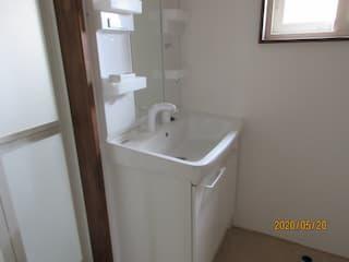 弘前 不動産 空室対策15 洗面所