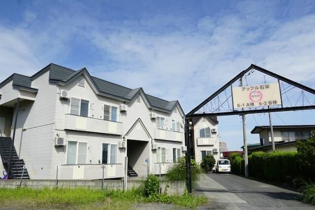 弘前 アパート 稔町7-3
