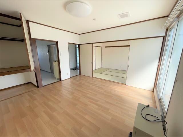 弘前市 アパート 桔梗野1
