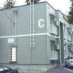 弘前 アパート 住吉町 1K 3.5万円シュレインサイドハイツ