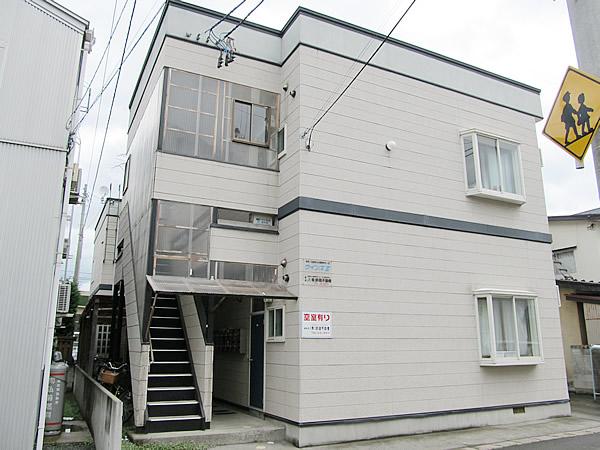 弘前 アパート 富野町
