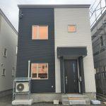 弘前 新築貸家 賀田2 丁目 3LDK 85,000円 オール電化住宅