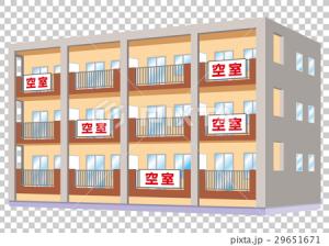 弘前 不動産 空室対策
