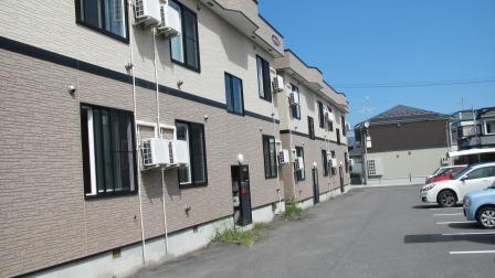 弘前 アパート 和泉