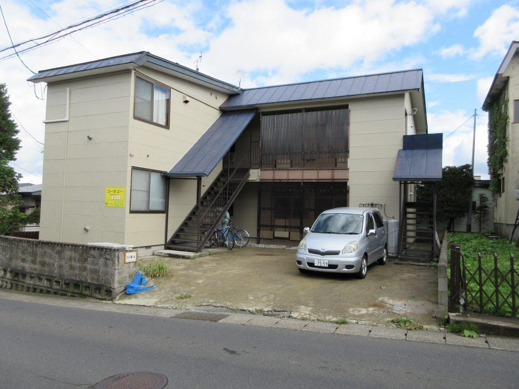 弘前 アパート 新寺町132-2