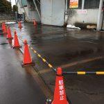 弘前 月極め駐車場 松ヶ枝 駐車場 月額5,000円