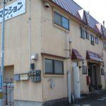 弘前 アパート 旭ヶ丘1 丁目2DK 25,000円 佐藤マンション101号室