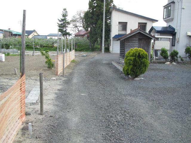 前面道路(周辺)