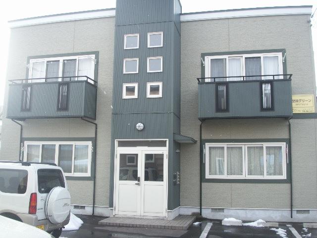 弘前 アパート 堅田2