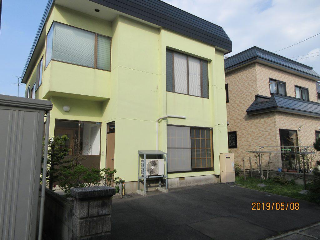青森市 中古住宅 富田1