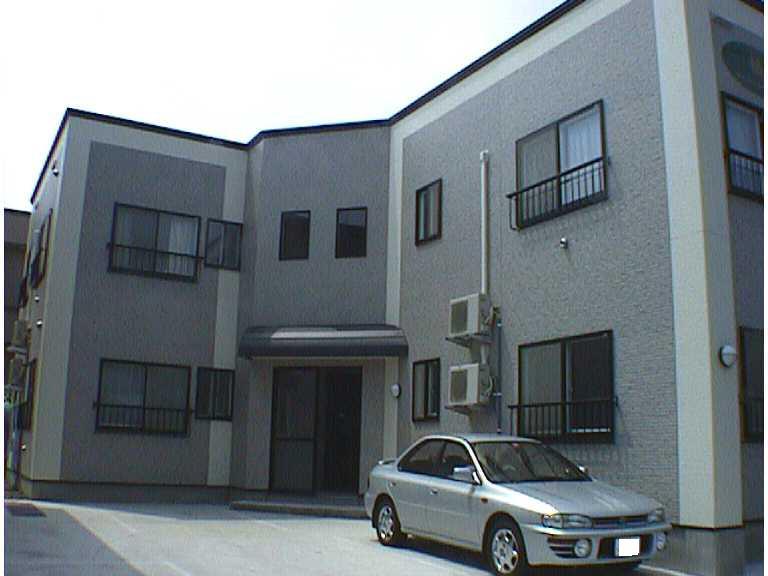 弘前 アパート 寒沢町