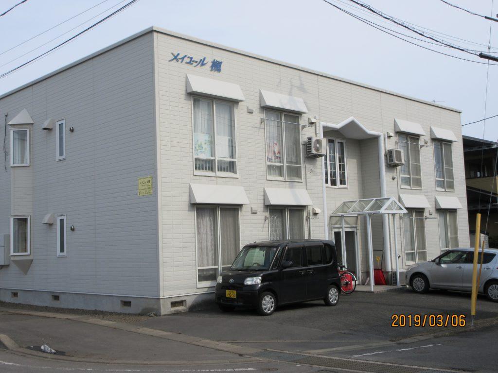 弘前 アパート 川先3丁目